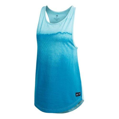 adidas Parley Tank - Blue Spirit