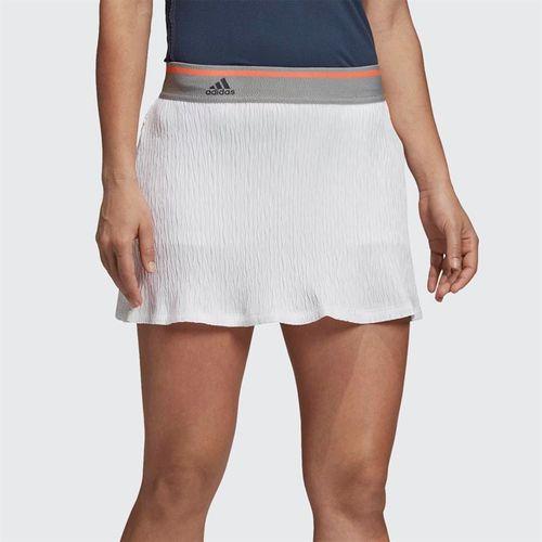 adidas Match Code Skirt - White