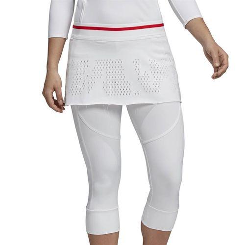 adidas Stella McCartney Skirt w/Legging - White