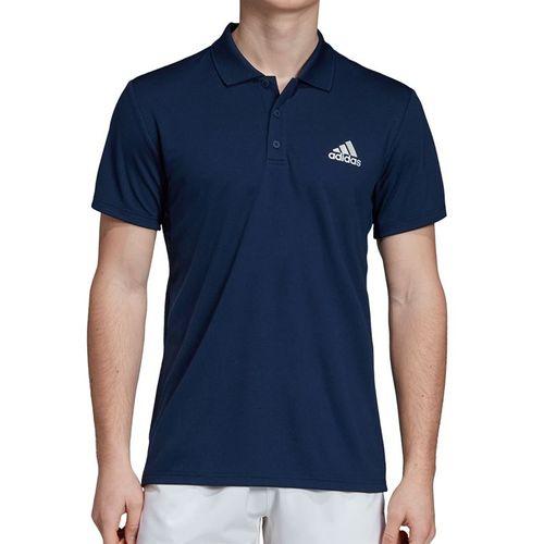 adidas Club Rib Polo - Collegiate Navy