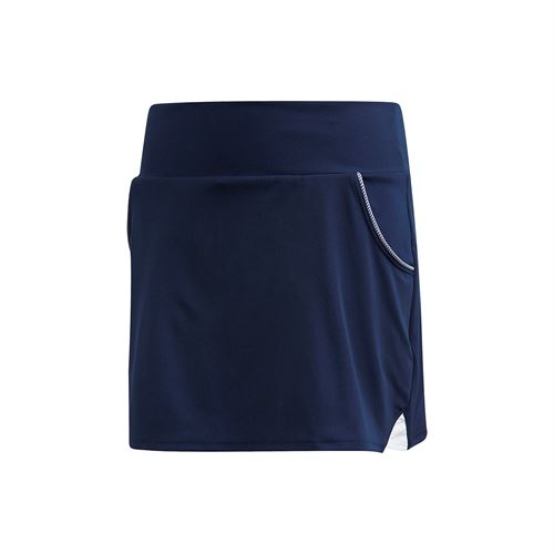 adidas Girls Club Skirt - Collegiate Navy