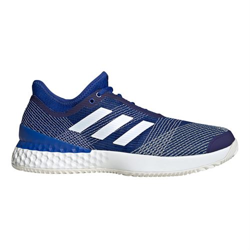 adidas Adizero Ubersonic 3 Clay Mens Tennis Shoe Team Royal/White/Off White EH2872