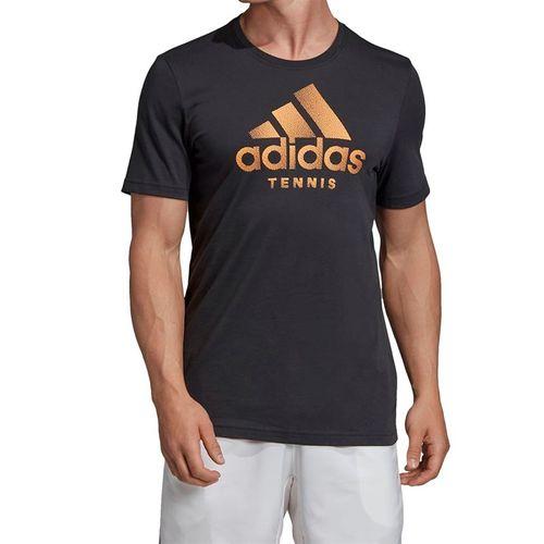 adidas Logo Tee Shirt - Carbon