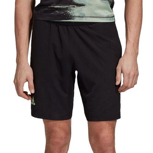 adidas NY Solid 9 inch Short Mens Black EI8978