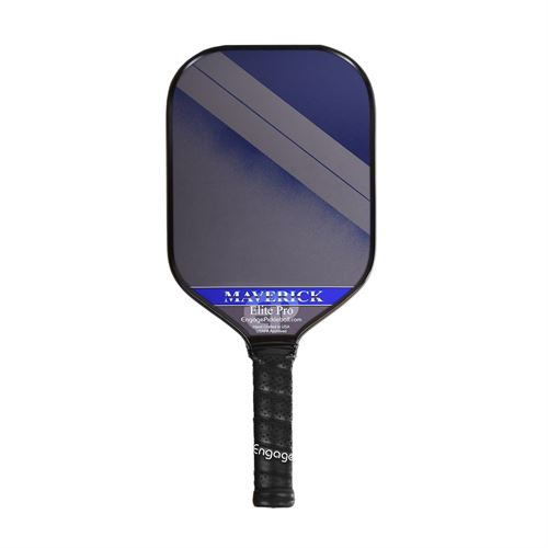 Enage Elite Pro Maverick Pickleball Paddle - Blue