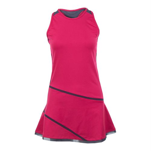 Inphorm Amber Dress - Cherry/Haze
