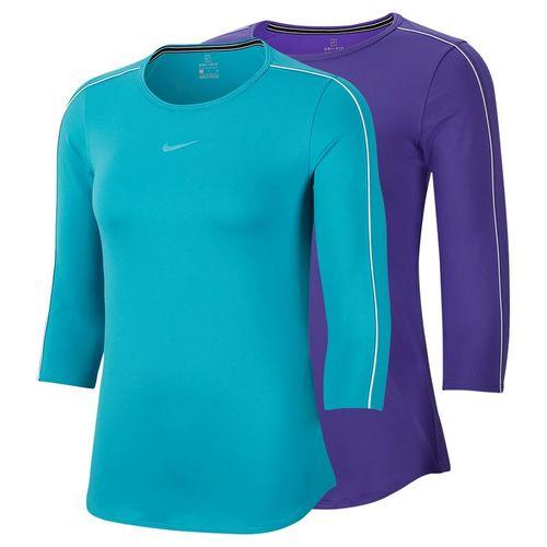 Nike Court 3/4 Sleeve Top