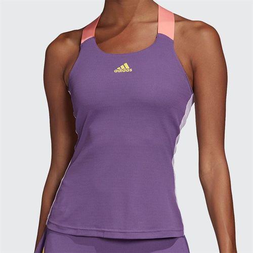 adidas Tank Womens Tech Purple/Shock Yellow FK0760