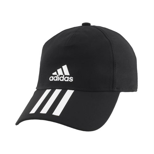 adidas Tennis 3S Aeroready Hat - Black/White