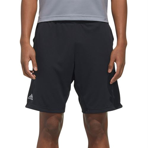 adidas 9 inch Short Mens Black FK1397
