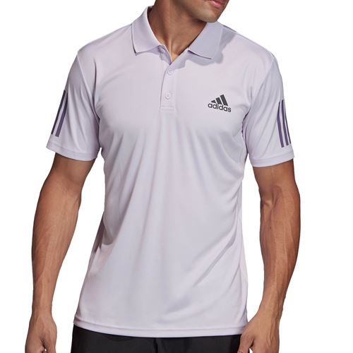 adidas 3 stripe polo shirt mens