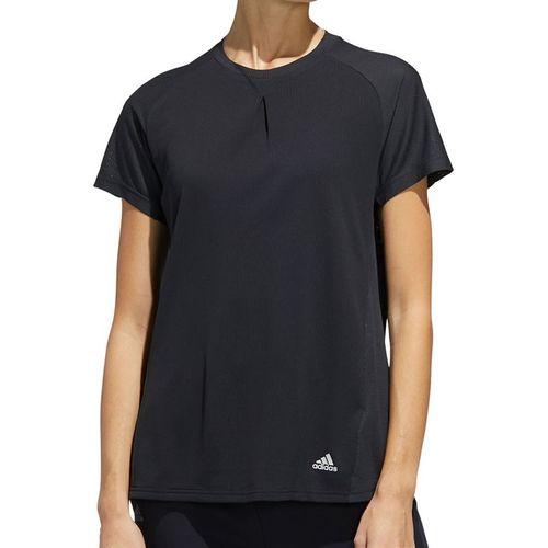adidas Tee Shirt Womens Black FQ4939