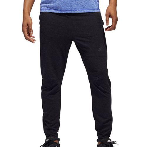 adidas City Studio Fleece Pant Mens Black FS4101