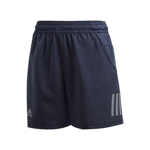 adidas Boys 3-Stripes Club Shorts Legend Ink FU0847