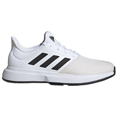 adidas Gamecourt Multicourt Tennis Shoes White/Black