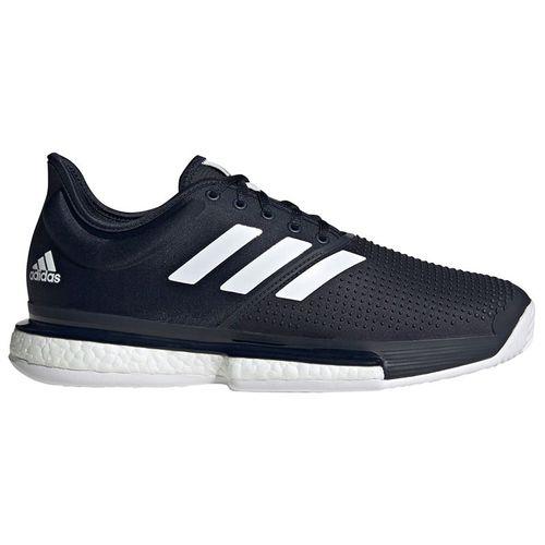 adidas Solecourt Shoes Navy/White