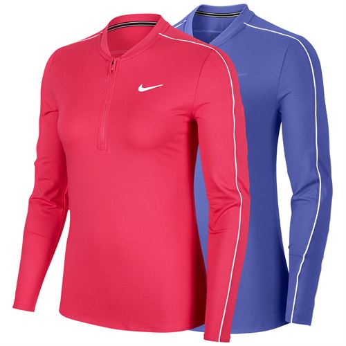 Nike Court Dry 1/2 Zip Top Fall 20