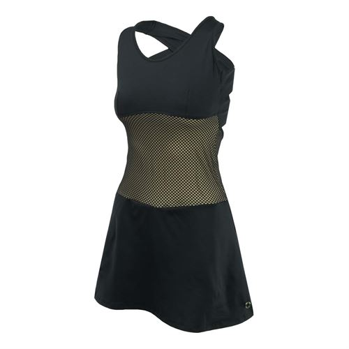 Bluefish Fearless Dress - Black