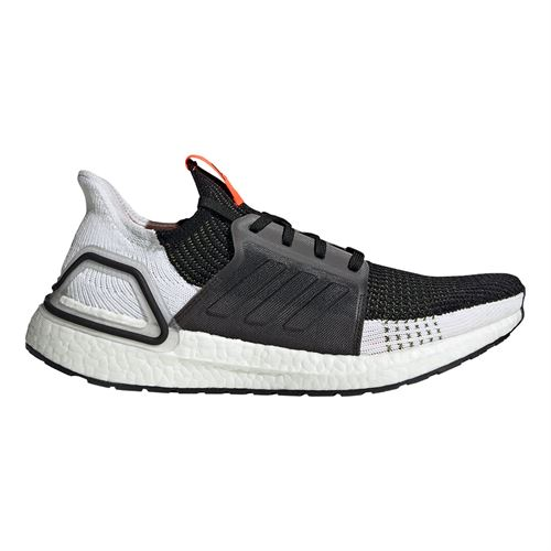 Adidas Ultra Boost Mens Running Shoe Tech Olive/Core Black/Solar Red G27132