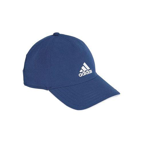 adidas Tennis 4AT Aeroready Hat - Indigo/White