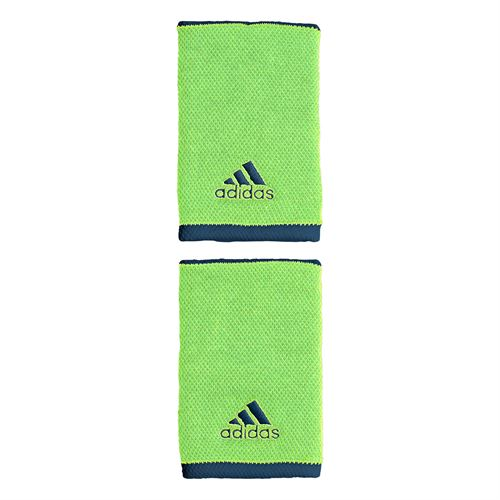 adidas Tennis Large Wristband - Glory Mint/Tech Indigo