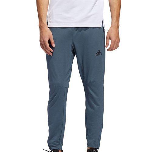 adidas City Studio Fleece Pant Mens Legacy Blue GE3408