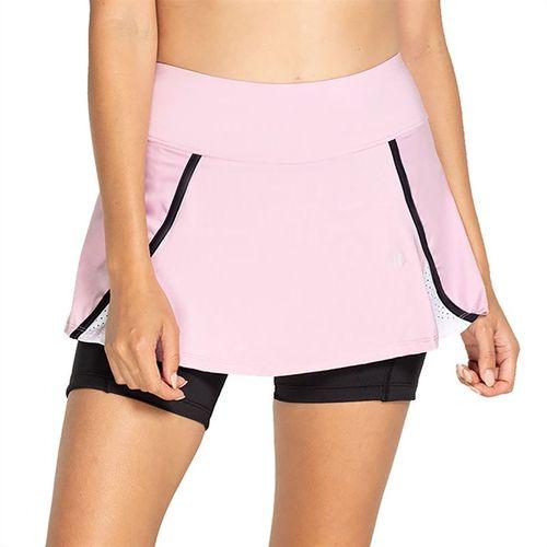 Eleven Geometric Velocity Skirt 13 inch Womens Powder Pink GE4556 652