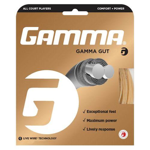 Gamma Gut 17G Tennis String