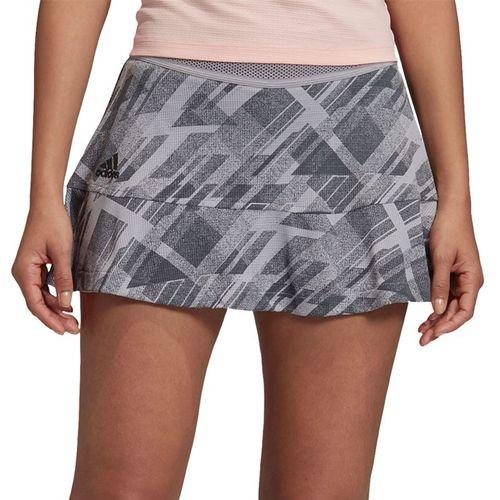 adidas Match 13 inch Skirt Womens Glory Grey GG3789