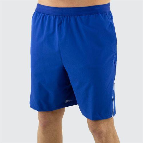 Lacoste Novak Djokovic Semi Fancy Short Mens Royal Blue/White GH4781 CSV