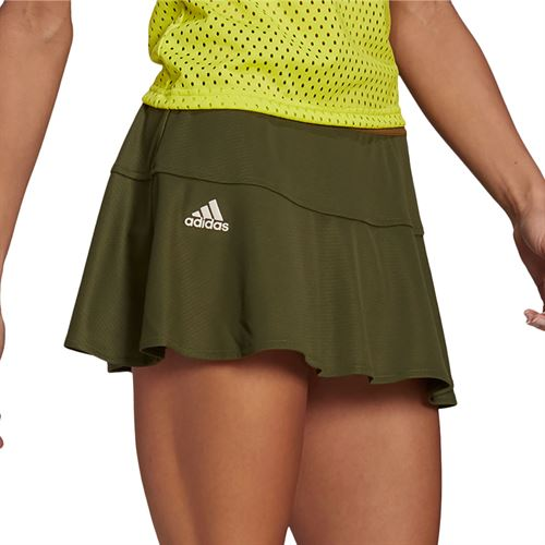 adidas Match Skirt Womens Wild Pine/Alumina GH7597