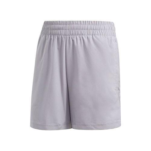 adidas Boys Club Shorts Glory Grey GJ0077