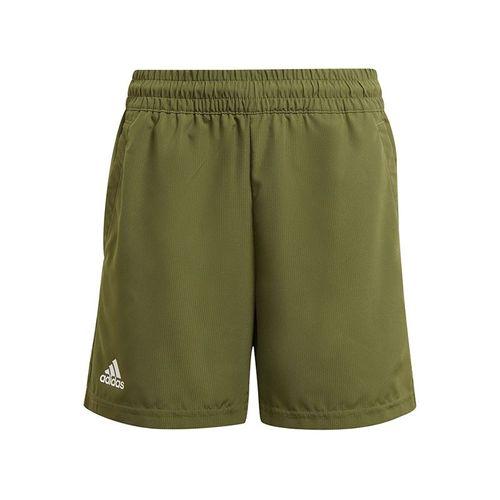 adidas Boys Club Short Wild Pine/White GK8175