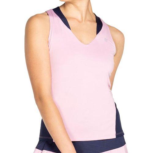 Eleven Glam True Love Tank Womens Powder Pink GL3816 652
