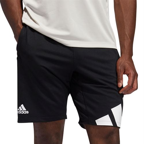 adidas Logo Short Mens Black GL8943