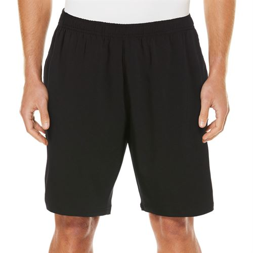 Grand Slam 9 inch Athletic Short Mens Caviar GSBSA0F6 002