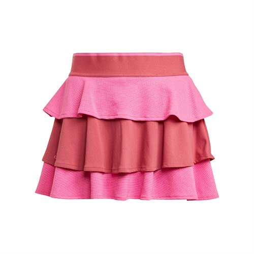 adidas Girls Pop Up Skirt Screaming Pink/Wild Pink GV0987