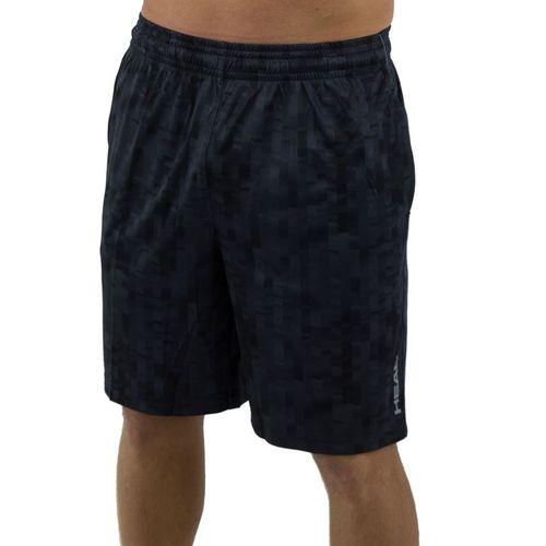 Head Knit Short Mens Black HEM191SH28 S143