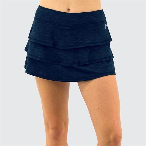 Head Scallop Skirt Womens Medieval Blue HEW193SD02 S237 û