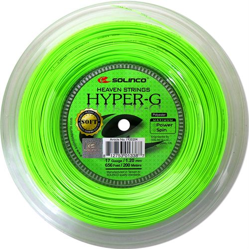 Solinco Hyper-G SOFT 17 (1.20) REEL