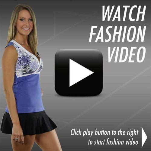 Jerdog Waves of Blue Tennis Video