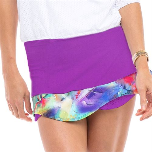 Bluefish Avanti Recess Skirt Womens Purple/Avanti K1033 PAVû