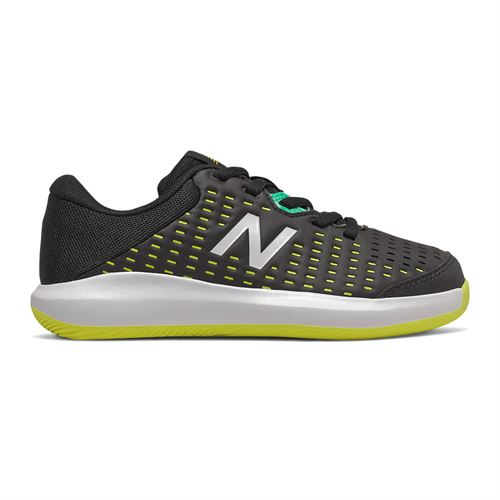 New Balance KC696TB4 Junior Tennis Shoe Black KC696TB4 M