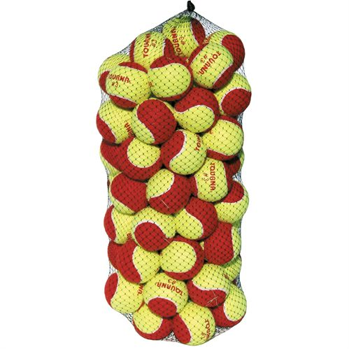 Tourna Stage 3 Tennis Balls (60 pack)