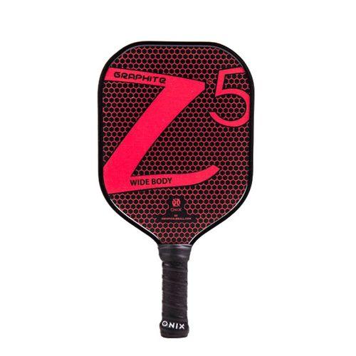 Onix Z5 Graphite Pickleball Paddle - Red