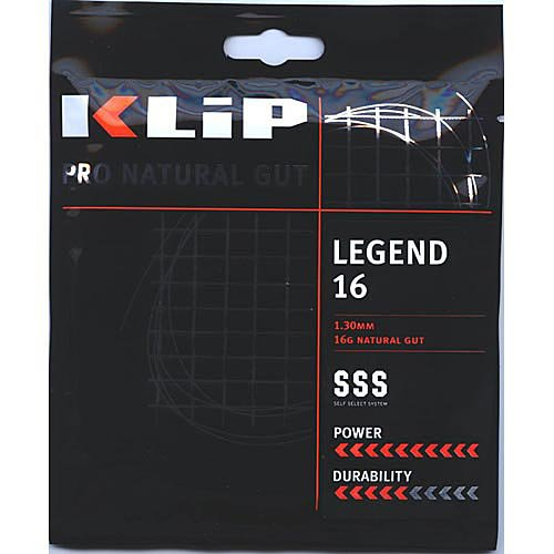 Klip Legend Natural Gut 16 Tennis String