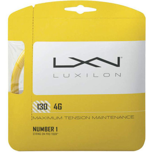 Luxilon 4G 130 Tennis String