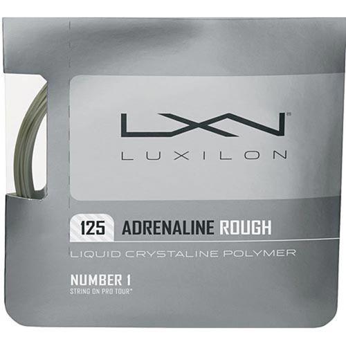 Luxilon Adrenaline Rough 125 Tennis String