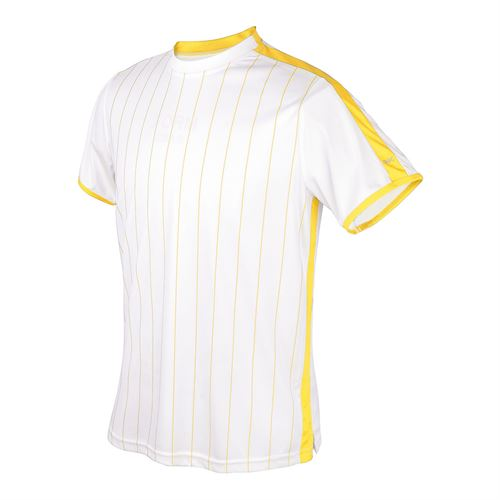 DUC Team Sublimated Crew Mens White/Gold M2003 WGD
