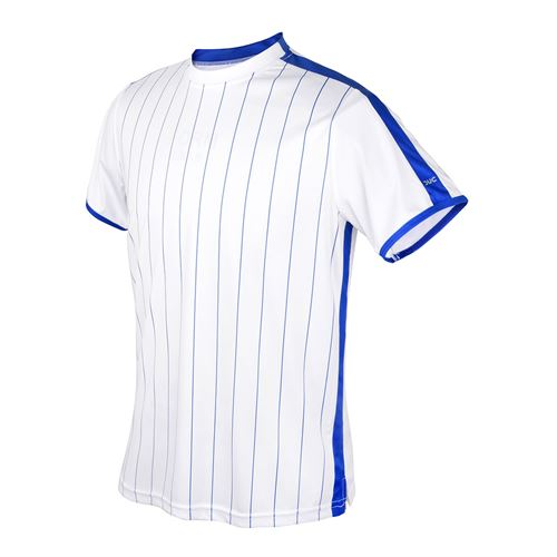 DUC Team Sublimated Crew Mens White/Royal Blue M2003 WRY